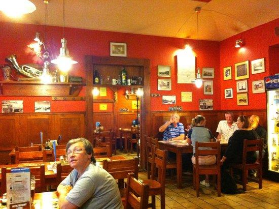 Restaurace U Houdku: Local