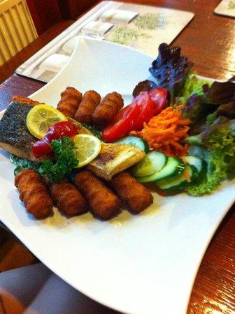 Restaurace U Houdku: Food #1