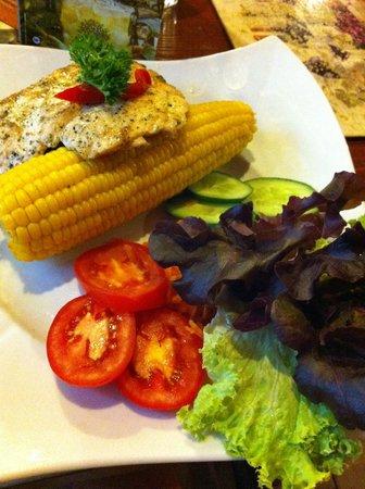 Restaurace U Houdku: Food #2
