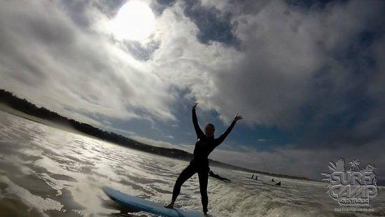 Surf Camp Australia: I'm basically Coco Ho