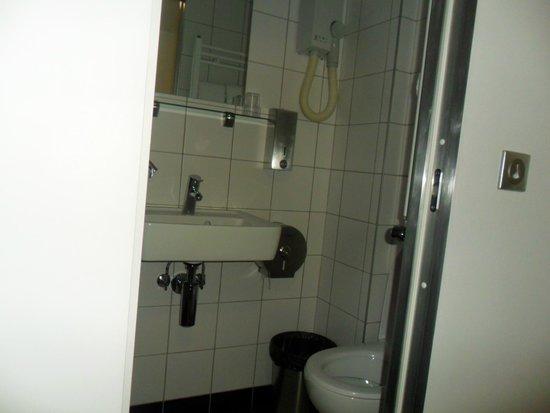 Hotel Darcet: bagno