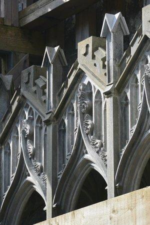 Ennis Friary : Abbey St, Ennis