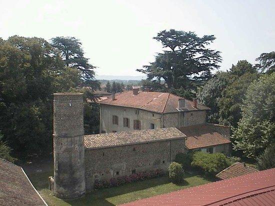 Chateau de Jarcieu