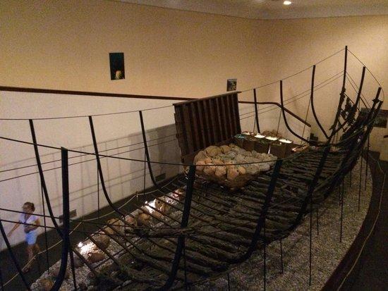 Bodrum Museum of Underwater Archaeology: Batık gemi