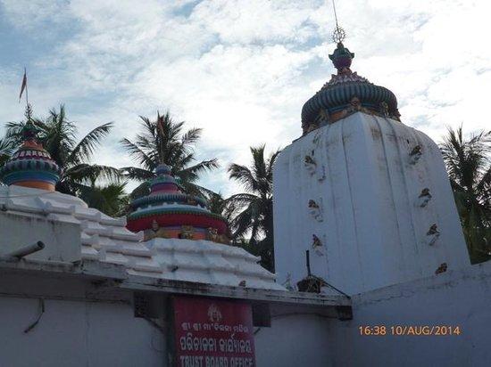 Maa Biraja Temple: temple