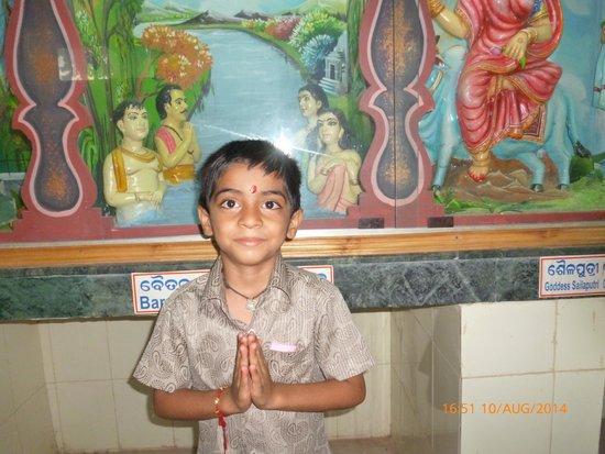 Maa Biraja Temple: temple museum