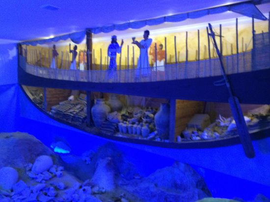 Bodrum Museum of Underwater Archaeology: Gemi motifi
