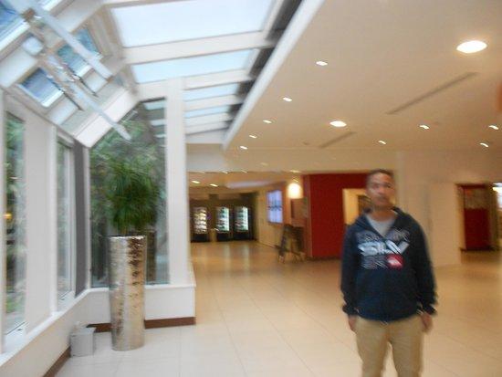 Ibis Paris 17 Clichy-Batignolles : In the hotel