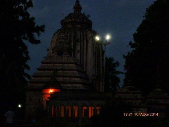 Jajpur, Indie: temple