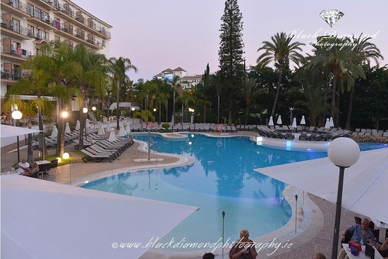H10 Andalucia Plaza : Hotel Pool - Photos by BlackDiamondPhotography.ie