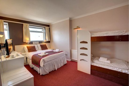 Barrowfield Hotel : Family room