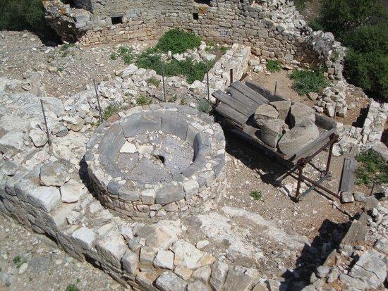 Il Parco Archeominerario di San Silvestro: Mulino a s. Rocco