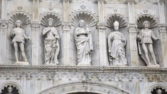 Cathedral of Como (Duomo) : Magnificent