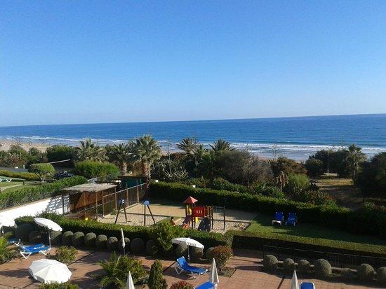 Hotel Fuerte Conil - Costa Luz: Vistas desde habitación