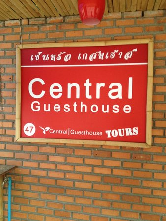 Central Guesthouse: hotel