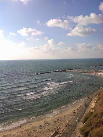 Carlton Tel Aviv : Набережная