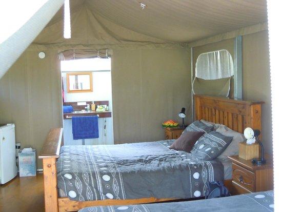 Jabiru Safari Lodge: The Tent