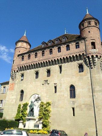 Chateau Saint-Maire : castello saint marie