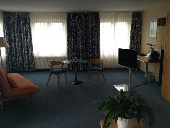 AMEDIA Hotel Dresden Elbpromenade: Privilege-Zimmer