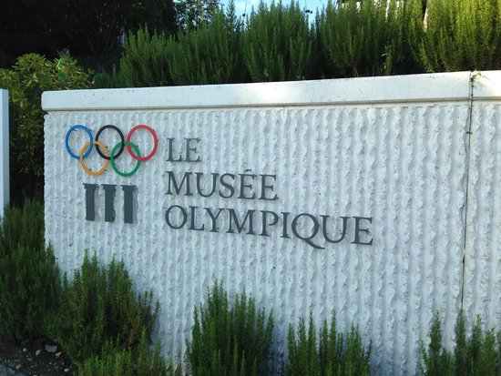 Olympic Museum Lausanne (Musee Olympique): esterno museo
