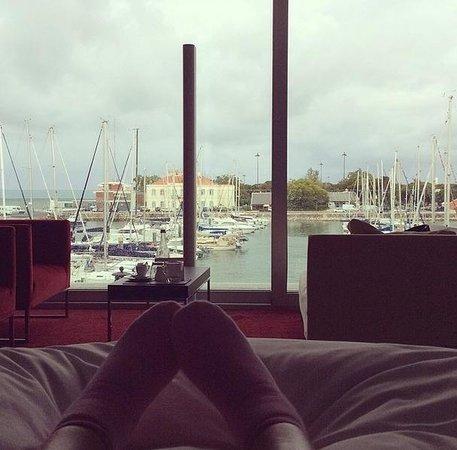 Altis Belém Hotel & Spa: Vista top!