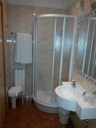 Park Hotel dei Massimi: ванная комната