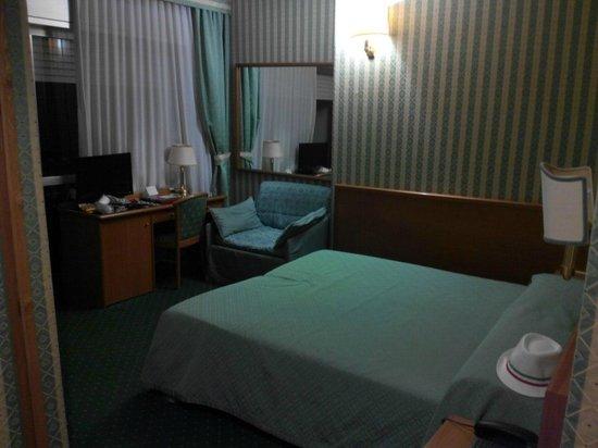 Park Hotel dei Massimi: номер