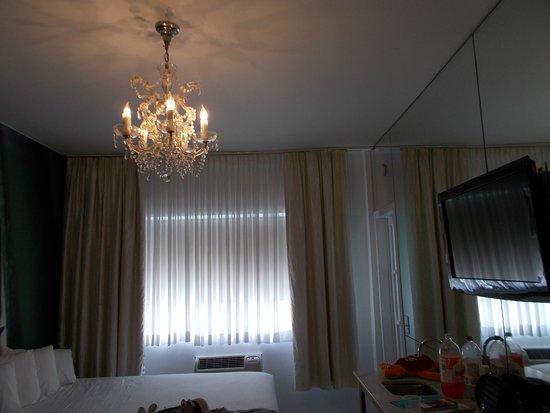 Penguin Hotel: Zimmer 207