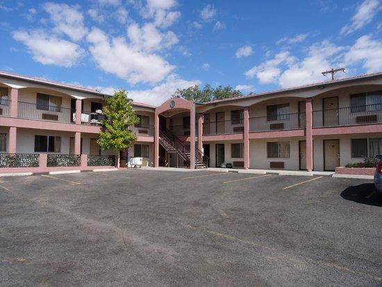 Wetherill Inn: vista hotel