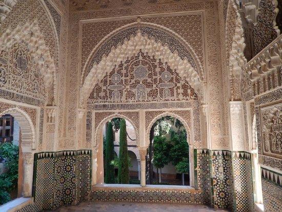 Solar Montes Claros: Alhambra Nasrid Palace