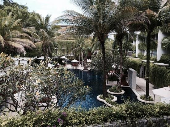 The Chava Resort: chava pool
