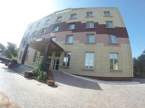 Silk Way Aktau Hotel: отель