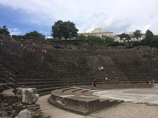 Théâtres Romains de Fourvière : Ancient Roman Theatre