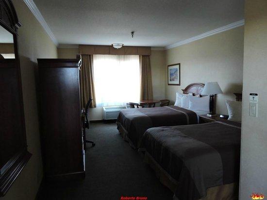 BEST WESTERN Airpark Hotel: Interno della camera