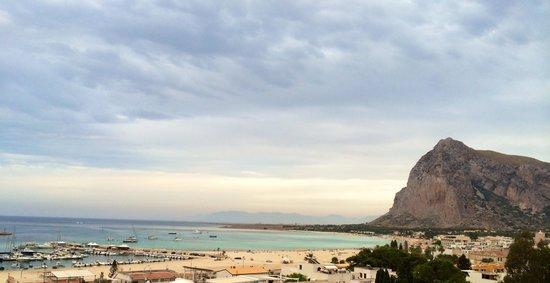 Albergo Auralba: View from hotel!