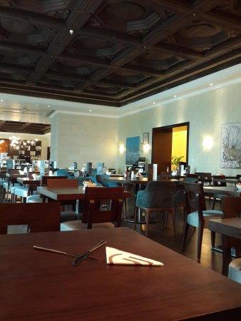Pullman ZamZam Makkah : Кафе