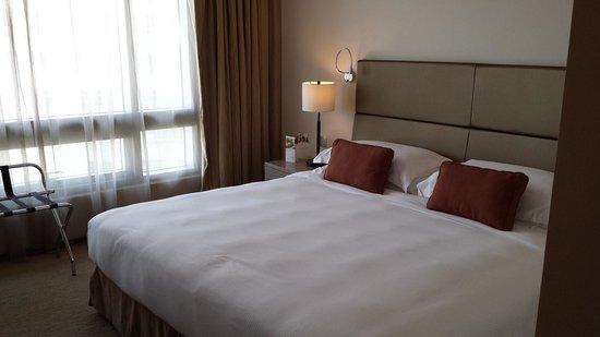 Al Ghurair Living Managed by AccorHotels: ベッドルーム