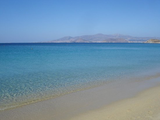 Naxos Imperial Resort & Spa: mare 1
