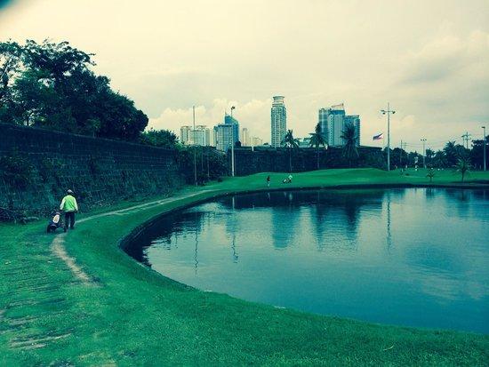 Club Intramuros Golf Course : Intramuros