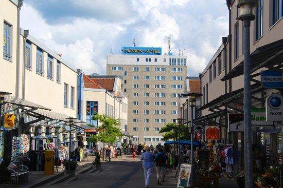 Bewertung Hotel Rugen Sassnitz