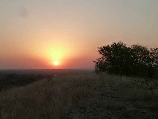 The Outpost: African sunset