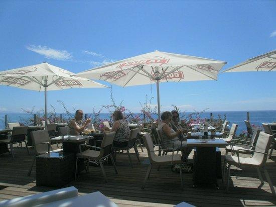 Pestana Casino Park Hotel: Dockside bar