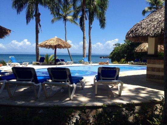 Grand Bahia Principe Cayacoa : Small pool at bungalow