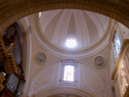 Catedral de Santa María: Dome