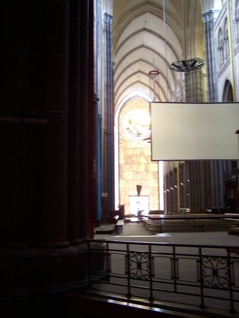 Cathedrale de la Treille: interieur