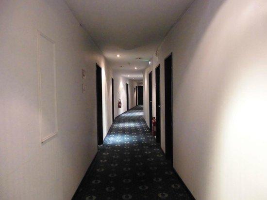 Best Western Hotel De France : Corridoi