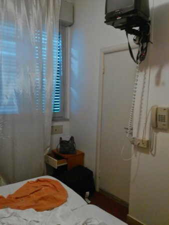 Hotel Silvie Rose: маленький номер