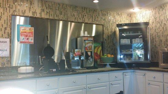 Quality Inn Wilmington: El comedor