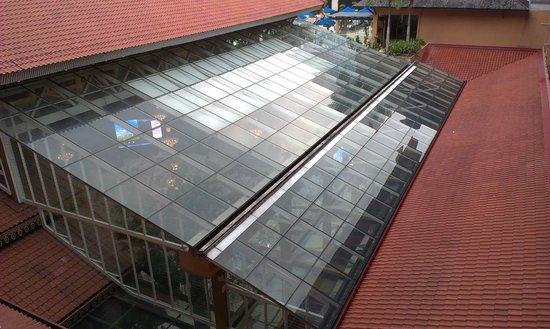 Royale Chulan Kuala Lumpur : view of wedding hall etc