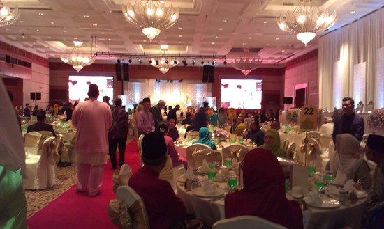 Royale Chulan Kuala Lumpur : Event room-wedding